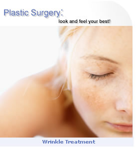 Wrinkle removal, removing fine wrinkles